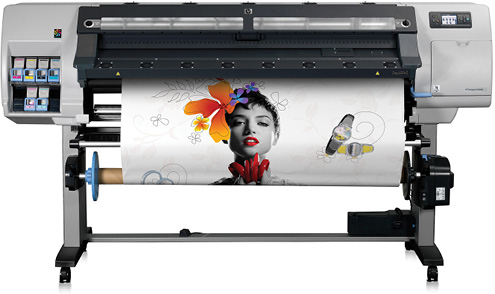 HP Latex DesignJet L25500