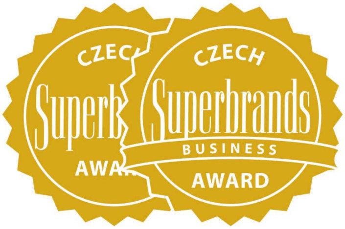 Czech Superbrands Award